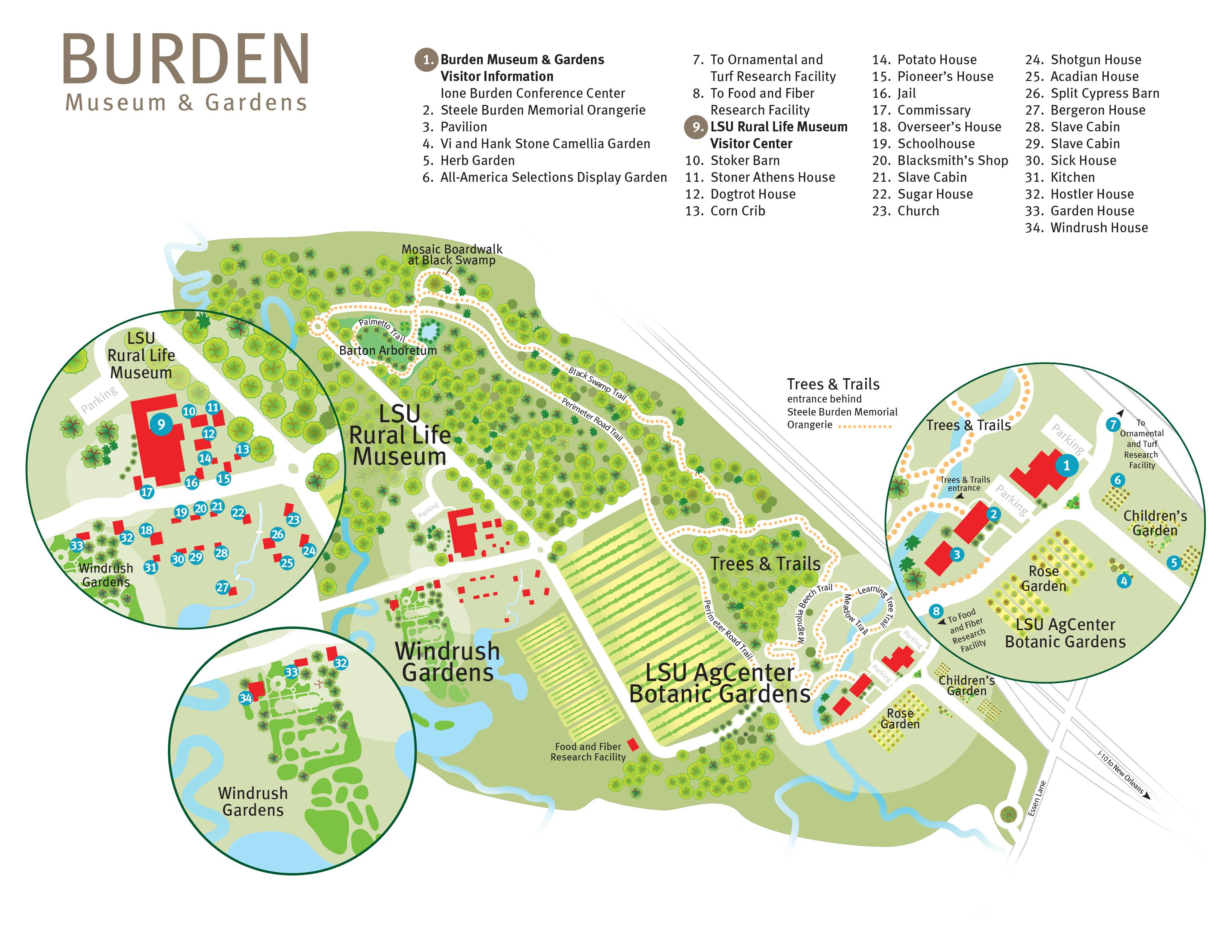 Burden Museum Amp Gardens